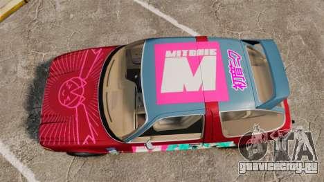 AMC Pacer 1977 v2.1 Mitchie M для GTA 4 вид справа