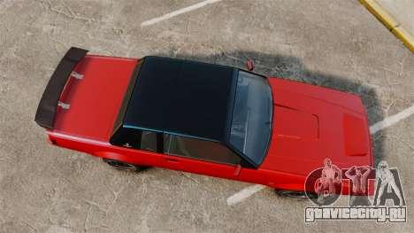 Faction Drift для GTA 4 вид справа