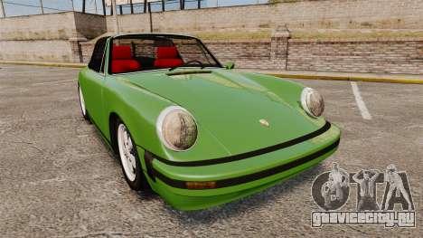 Porsche 911 Targa 1974 для GTA 4