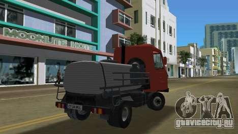 Multicar для GTA Vice City вид сверху