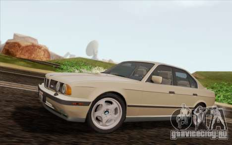 BMW M5 E34 1991 NA-spec для GTA San Andreas