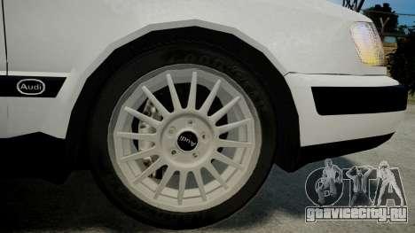Audi 100 C4 1993 для GTA 4