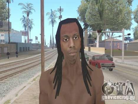 Lil Wayne для GTA San Andreas второй скриншот