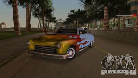 Hermes GTA VCS для GTA Vice City