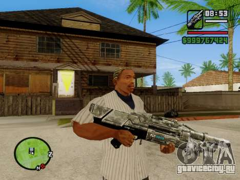 М-99 Сабля v.2 для GTA San Andreas второй скриншот