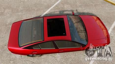 Imponte DF8-90 GT для GTA 4 вид справа
