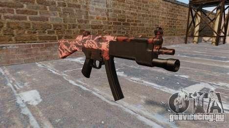 Пистолет-пулемёт HK MP5 для GTA 4