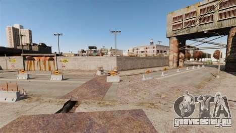 Внедорожный трек v2 для GTA 4 восьмой скриншот