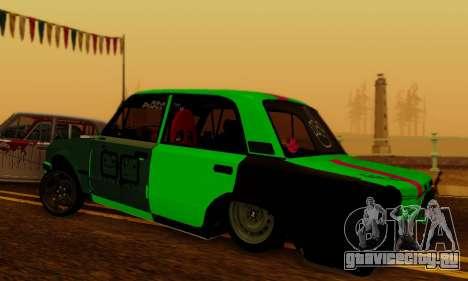 BMWAZ для GTA San Andreas вид слева