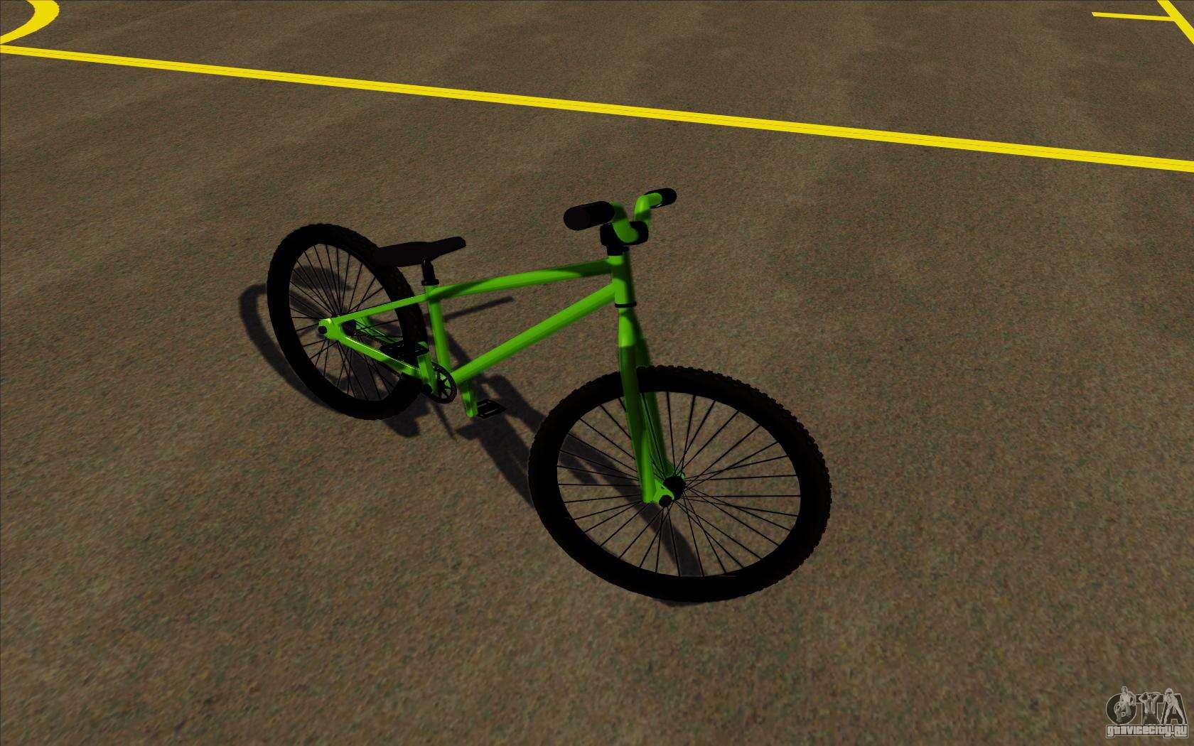 Mountain Bike Gta Sa Mod Famous Mountain Bike 2017