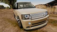 Range Rover Supercharger 2008