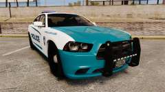 Dodge Charger 2013 Patrol Supervisor [ELS] для GTA 4