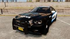 Dodge Charger 2013 Liberty City Police [ELS] для GTA 4