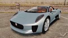 Jaguar C-X75 2014 [EPM]