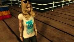 Catrina Skin для GTA San Andreas