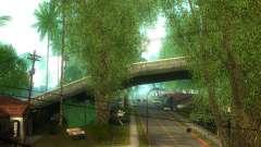 New Grove Street v2.0 для GTA San Andreas