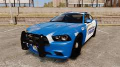 Dodge Charger 2013 Liberty County Police [ELS] для GTA 4