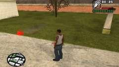 Посетить могилу матери для GTA San Andreas