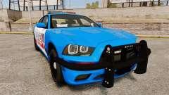 Dodge Charger 2013 LCPD [ELS] для GTA 4