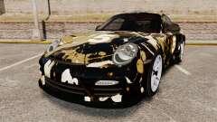 Porsche 911 GT2 RS 2012 BLOB для GTA 4