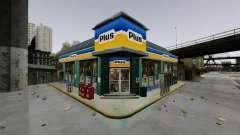 Магазин Plus для GTA 4