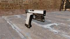 Пистолет Glock 20 Chrome для GTA 4