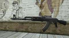 AK47 для GTA San Andreas