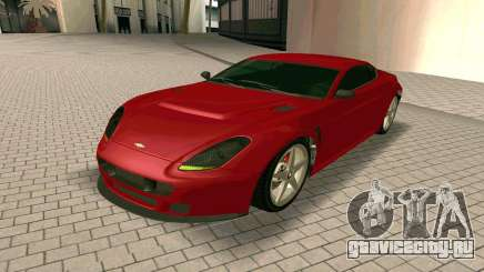 GTA V Dewbauchee Rapid GT Coupe для GTA San Andreas