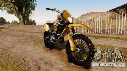 KTM 450 EXC Monster Energy для GTA 4