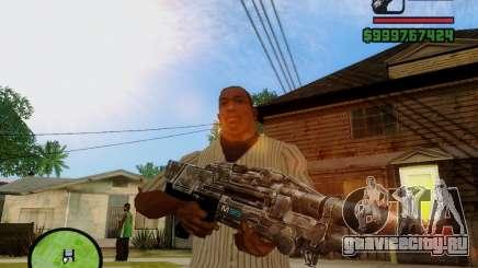 М-99 Сабля v.2 для GTA San Andreas