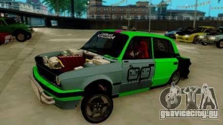 BMWAZ для GTA San Andreas