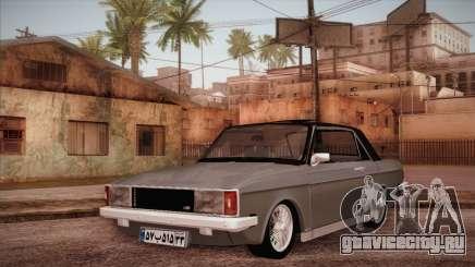 Peykan 80 Blackroof для GTA San Andreas