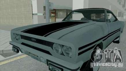 Plymouth Road RunneR GTX 1970 для GTA San Andreas