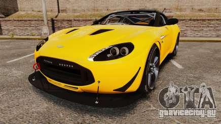 Aston Martin V12 Zagato для GTA 4