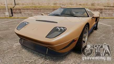 GTA IV TBoGT Vapid Bullet для GTA 4