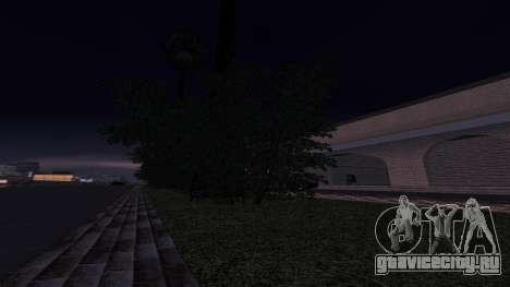 Новые текстуры ЖД Вокзала в Лас Вентурасе для GTA San Andreas пятый скриншот