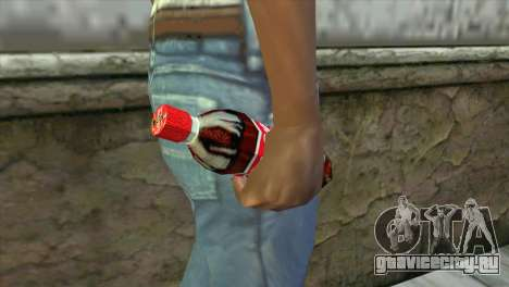 Coca Cola Grenade для GTA San Andreas третий скриншот