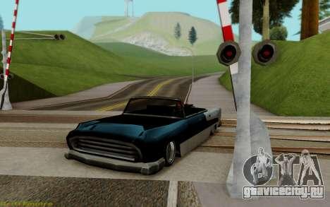 Oceanic Кабриолет для GTA San Andreas