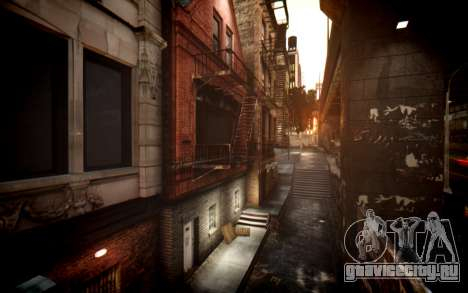 ZXC ENBSeries для GTA 4 второй скриншот