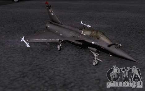 Dassault Rafale M для GTA San Andreas салон