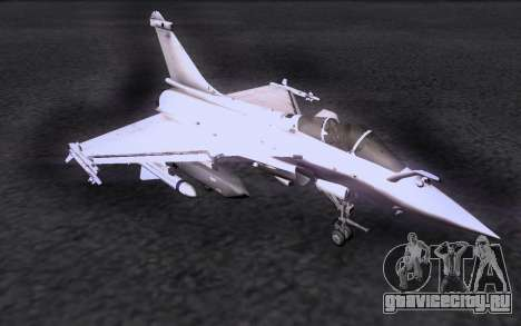Dassault Rafale M для GTA San Andreas колёса