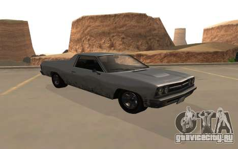 Picador GTA 5 для GTA San Andreas