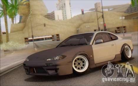 Nissan Silvia S15 Fail Camber для GTA San Andreas