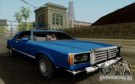 Feltzer с жёсткой крышей для GTA San Andreas