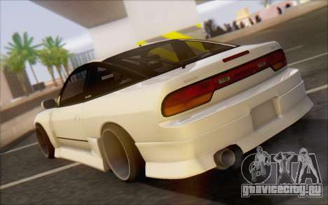 Nissan 240sx Blister для GTA San Andreas вид сзади слева
