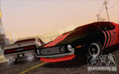 AMC Javelin для GTA San Andreas