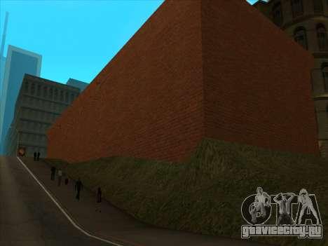 Новое депо в Сан-Фиеро для GTA San Andreas пятый скриншот