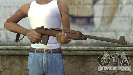 MK-18 Assault Rifle для GTA San Andreas третий скриншот