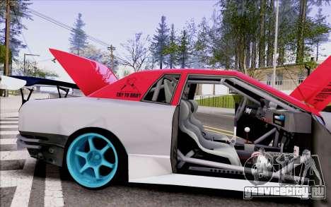 Elegy New Drift Kor4 для GTA San Andreas вид справа