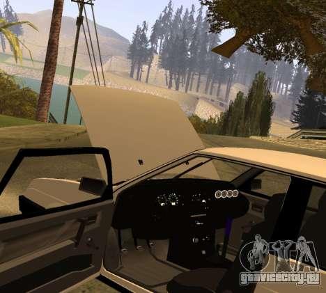 ВАЗ 2108 GVR Version 2.0 для GTA San Andreas вид справа